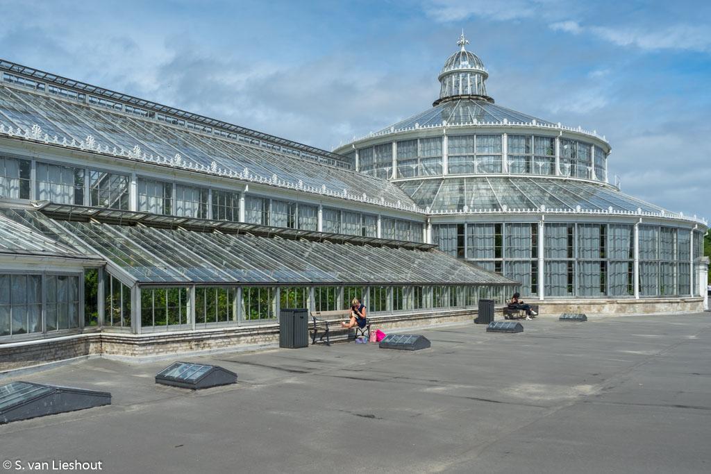 Botanische tuin Denemarken