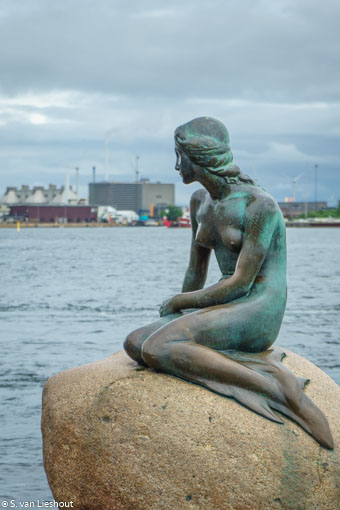 Little mermaid Copenhagen Denmark