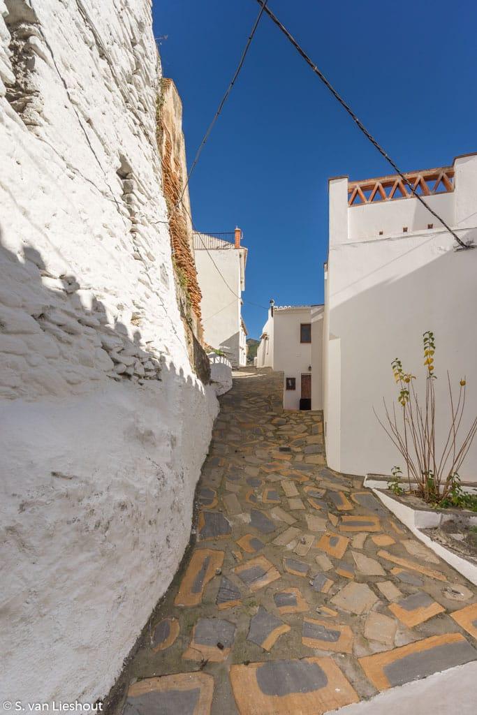 Pueblos blanco, witte dorpjes Malaga