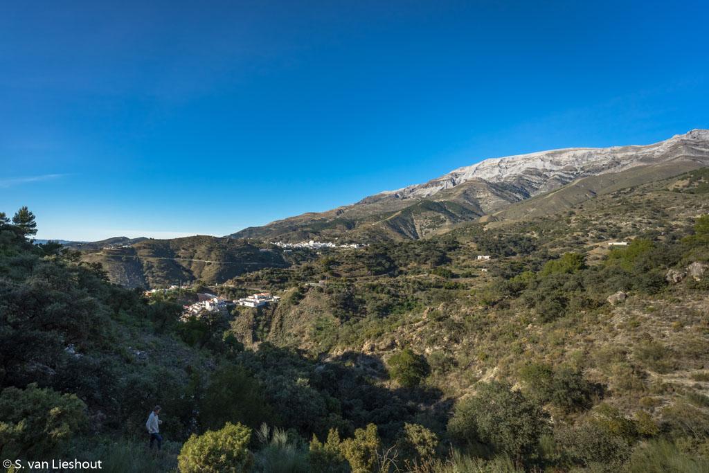 Bergwandeling Malaga