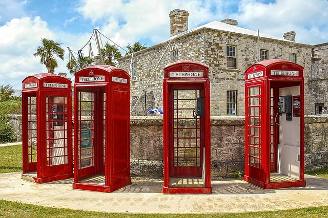 Reizen naar de overblijfselen van het Britse Rijk