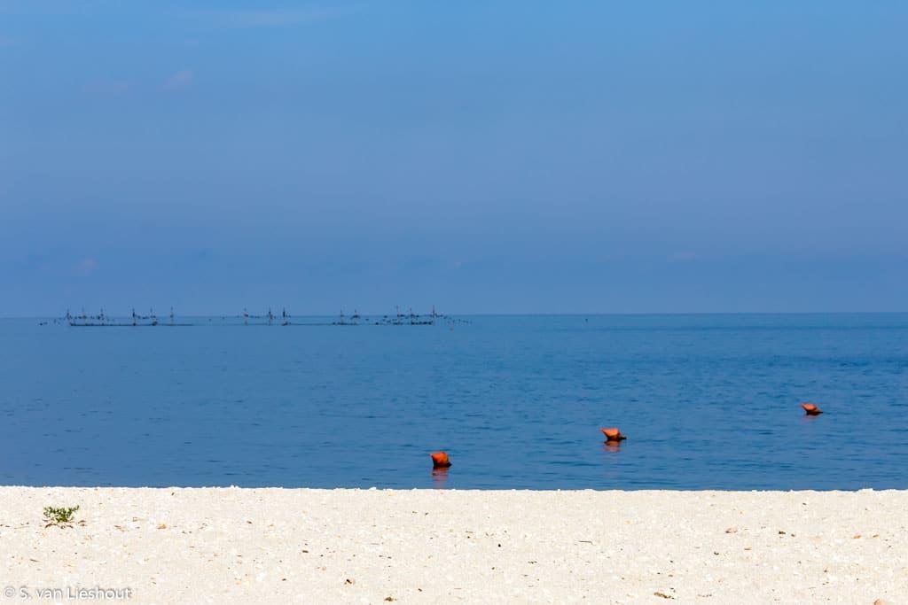 Grens Donau Delta - Zwarte Zee