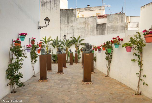 Tuin van de dichters Estepona