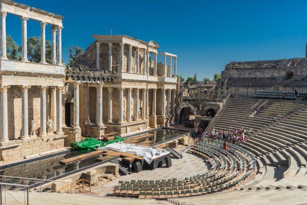 Merida Romeins Theater