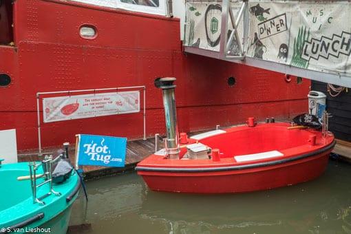 Hot Tug Rotterdam