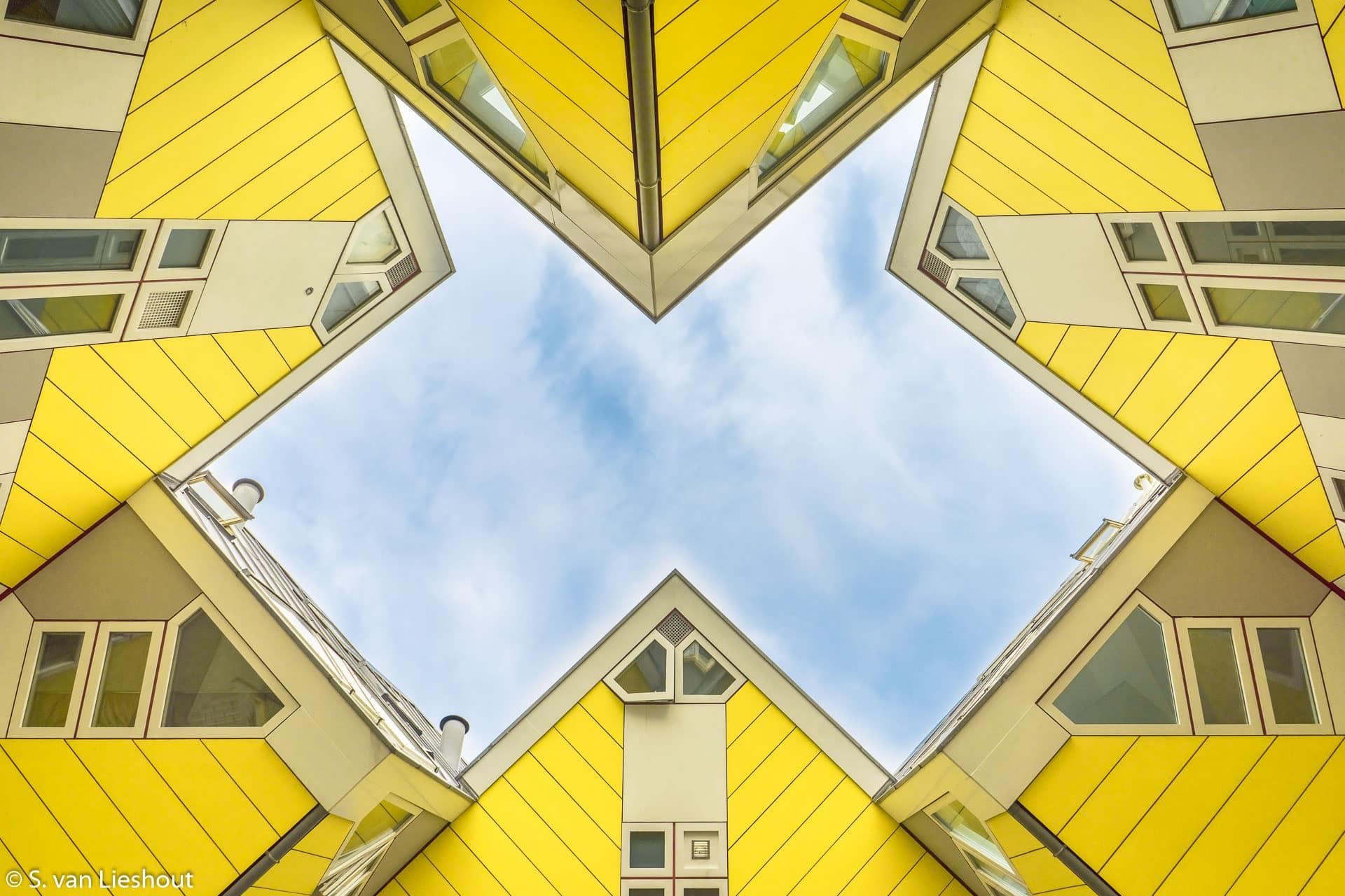 Rotterdam city trip