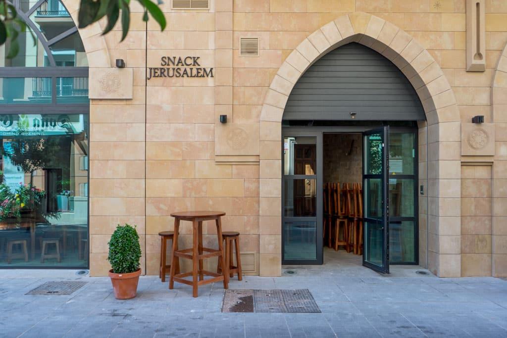 Malaga Restaurant Jerusalem