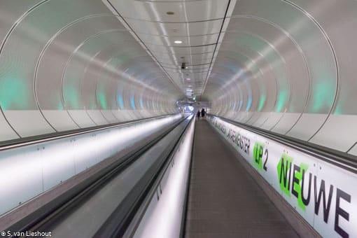 metro naar fotomuseum