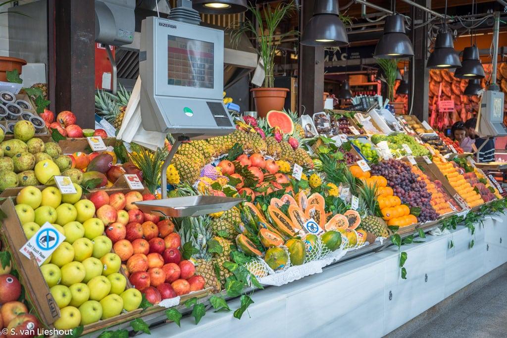 Mercado de San Miguel Madrid-3