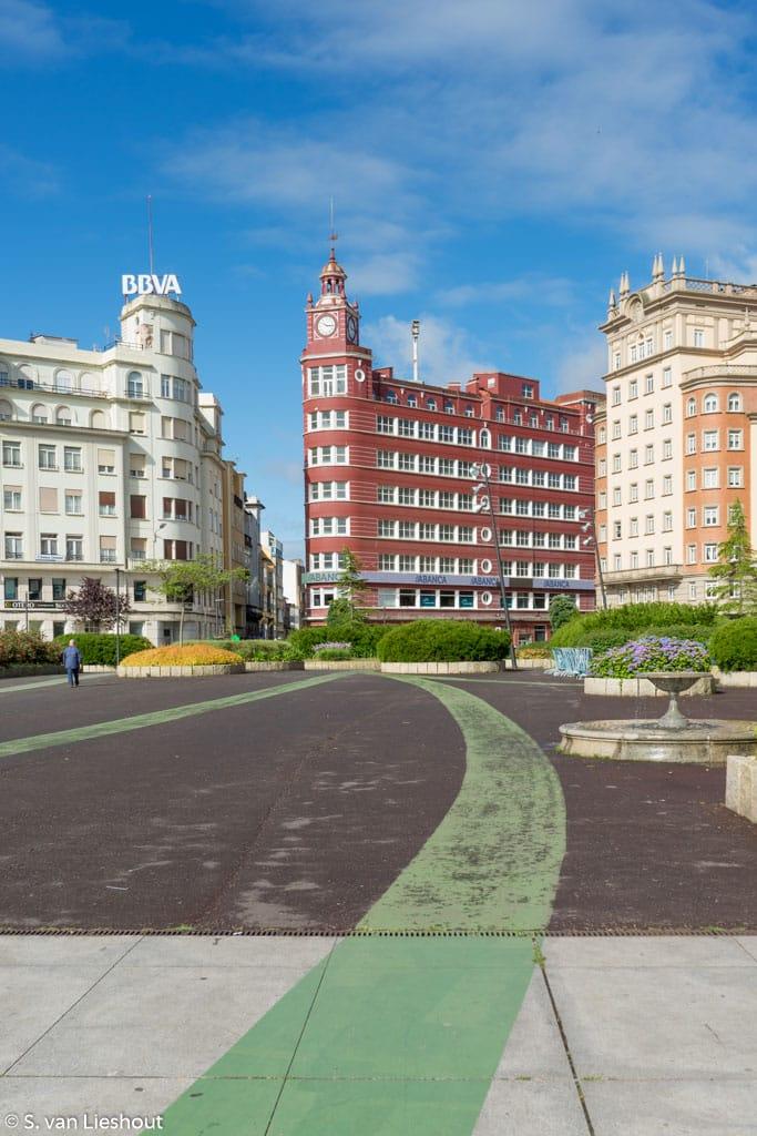 modernist Ferrol