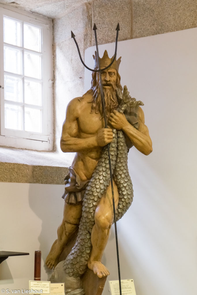 scheepvaartmuseum Ferrol