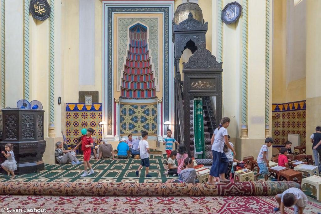 Constanta mosque Carol I