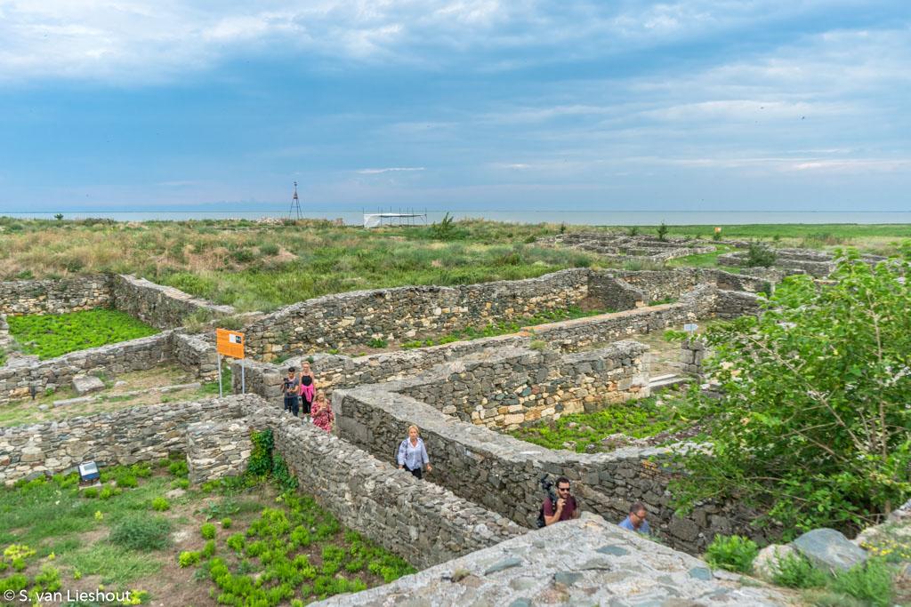 Afbeelding Histria Romeinse Nederzetting