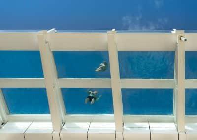 Calvia Beach Hotel rooftop pool-2