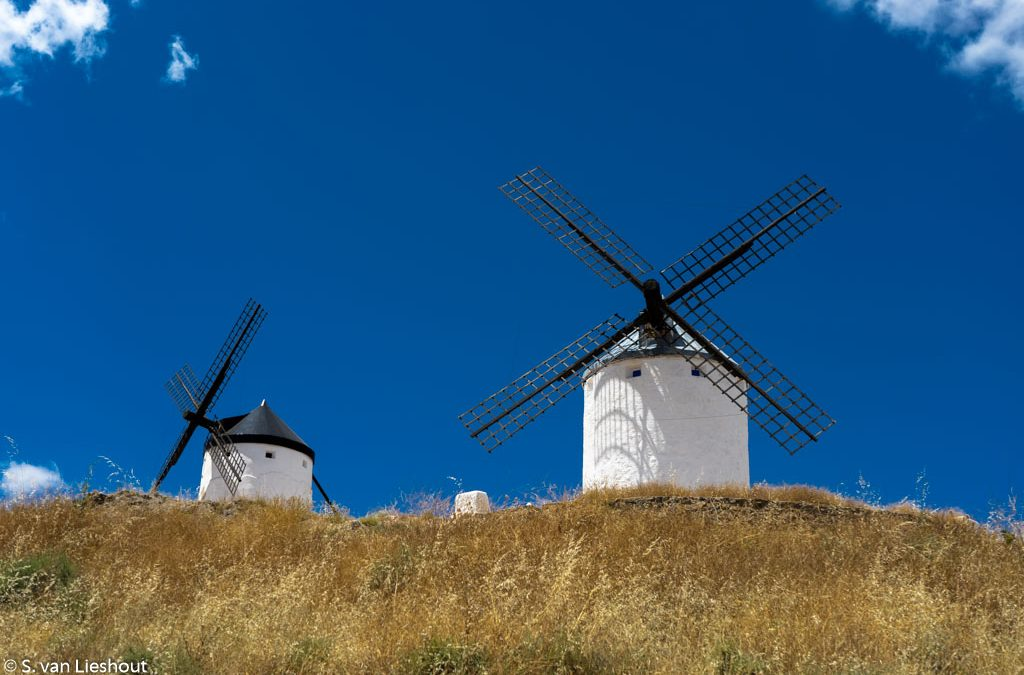 La Mancha, following Don Quixote's trail