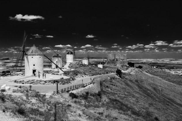 Consuegra La Mancha