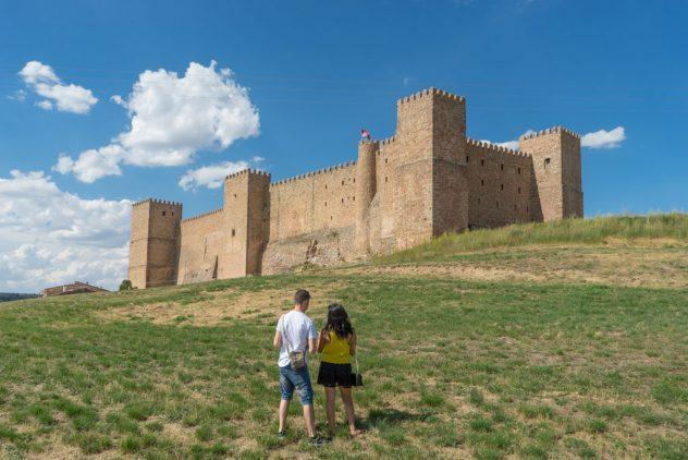 Siguënza kasteel