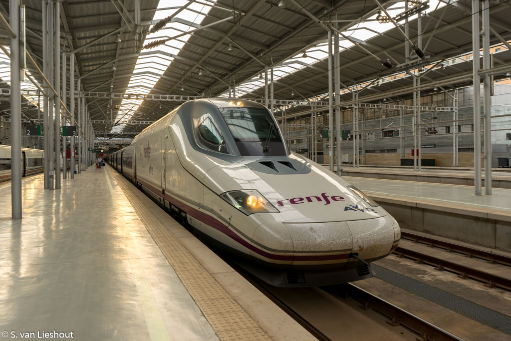 AVE High Speed Train Spain