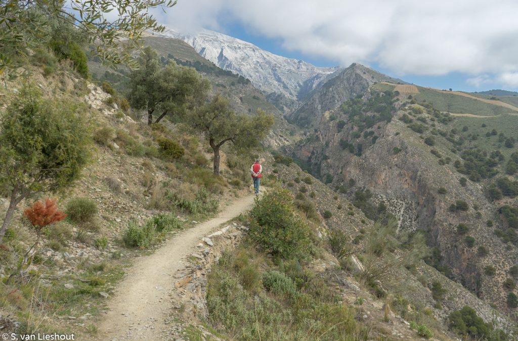 Sendero el Saltillo, the Caminito del Rey of the Axarquia