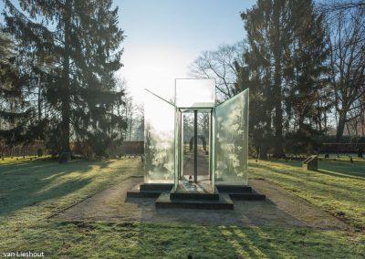 Monument Begraafplaats Grote Beek Eindhoven