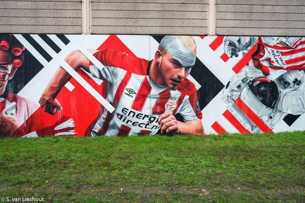 Eindhoven PSV stadion
