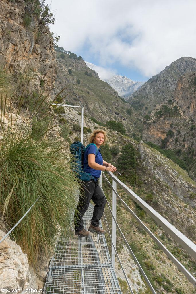 trekking rugzak 45L