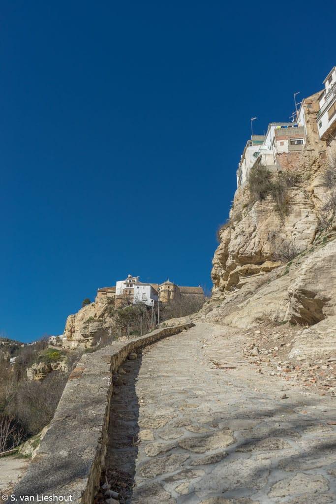 dorp Alhama de Granada
