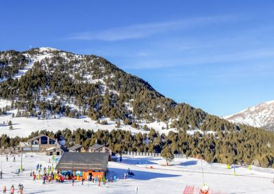 El Tarter Andorra