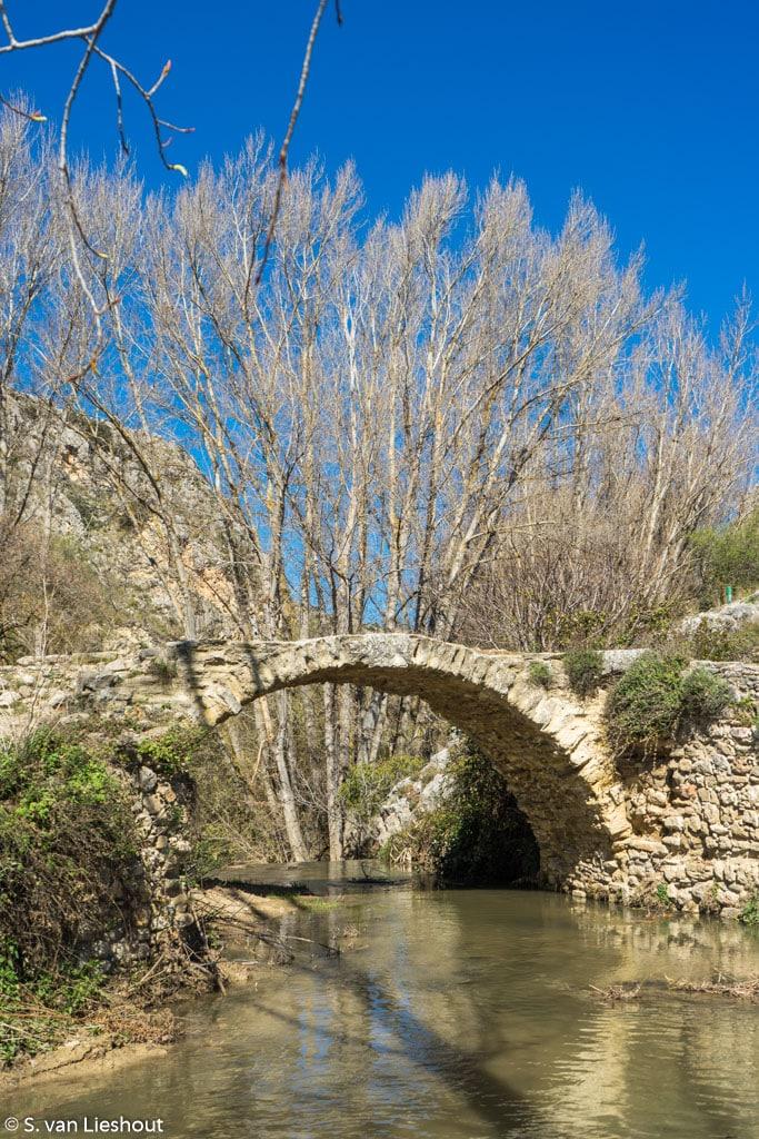 Romeinse of Arabische brug