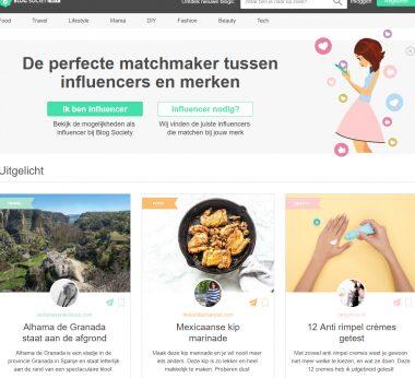 Blogsociety nl