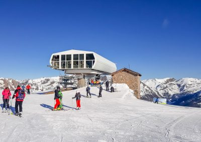 skilift El Tarter Andorra