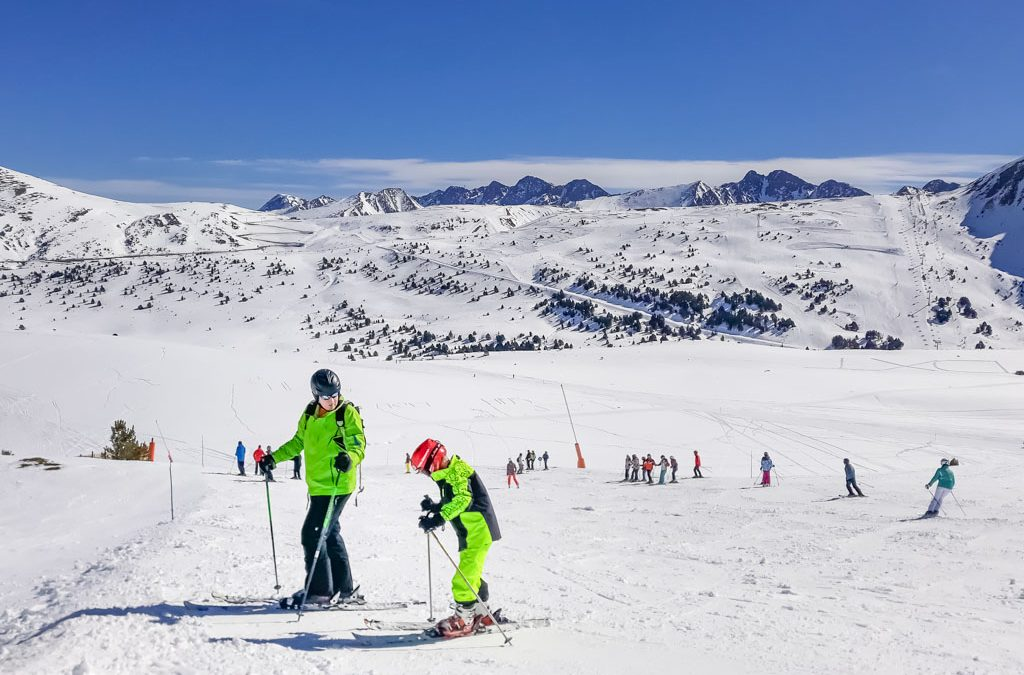 Is Andorra the best skiing destination for the experienced skier?