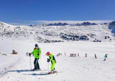 skivakantie Andorra