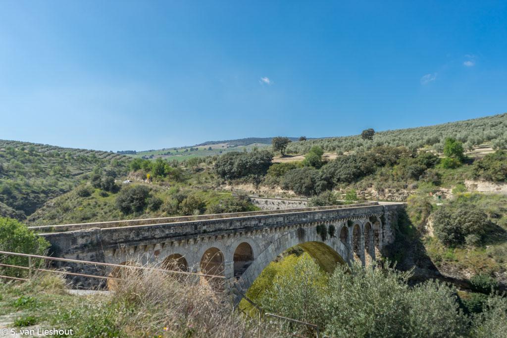Romeinse brug Cacín