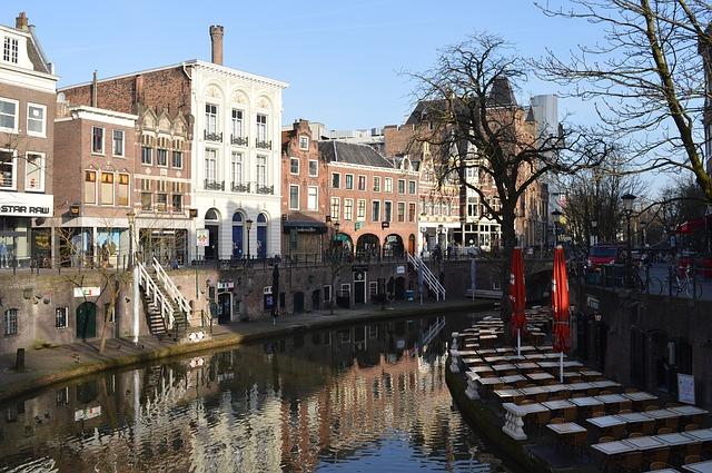 Utrecht by Melissa Faust