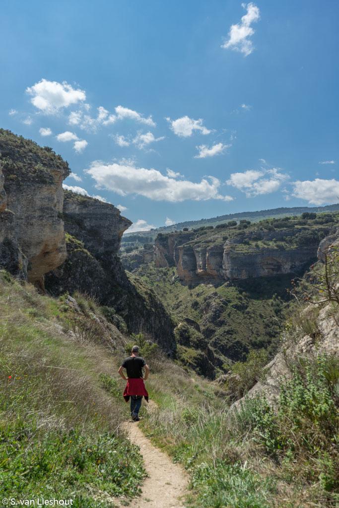 Kloof wandeling Granada