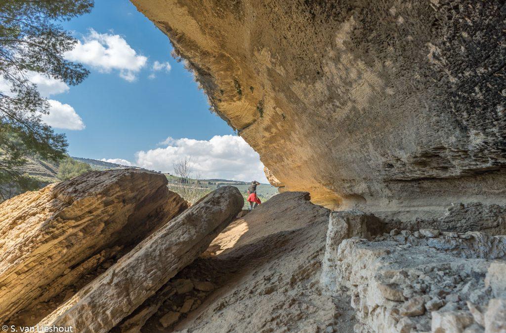 Scoor je adrenaline kick in het ravijn van Bermejales