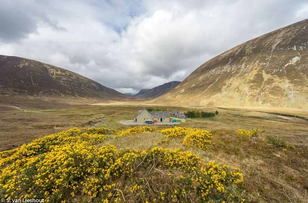 Wat kun je verwachten van een retraite in de Schotse wildernis?
