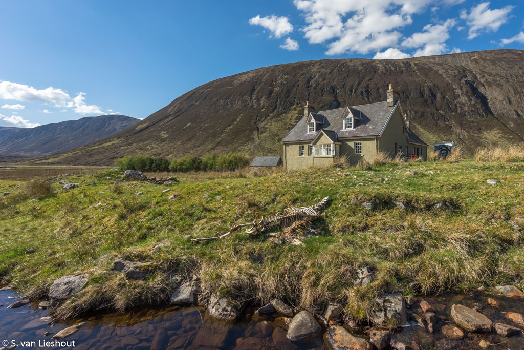Retreat in the Scottish Wilderness