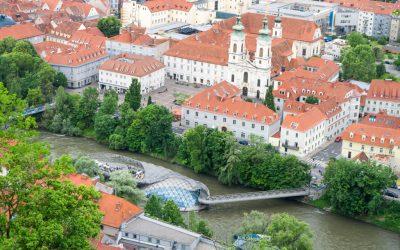Graz en Steiermark een bijzondere bestemming in de Alpen