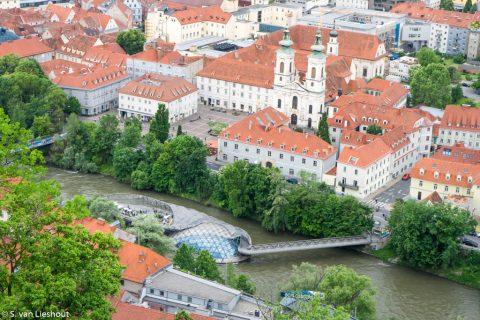 Graz stedentrip Oostenrijk