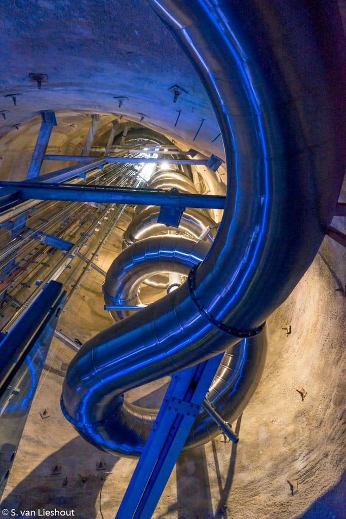 Schlossberg slide Graz