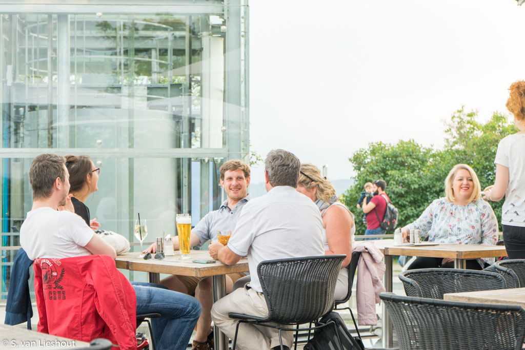 Graz Scholssberg restaurant Aiola