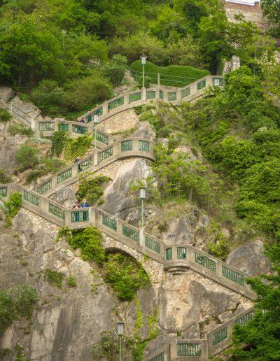 Schlossberg trappen Graz