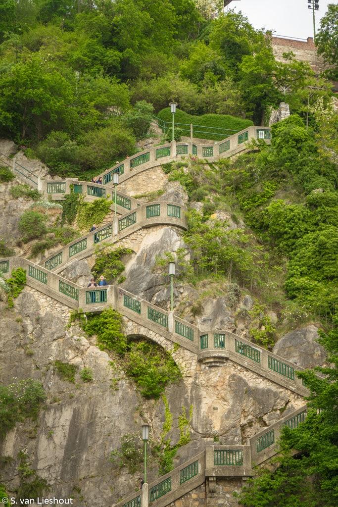 stairs Schlossberg