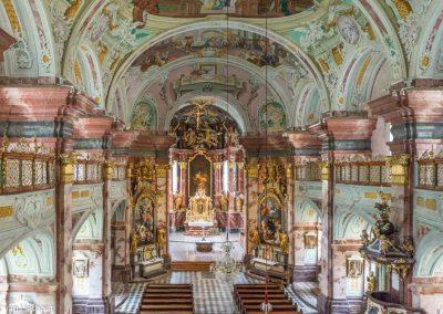 Stift Rein kerk