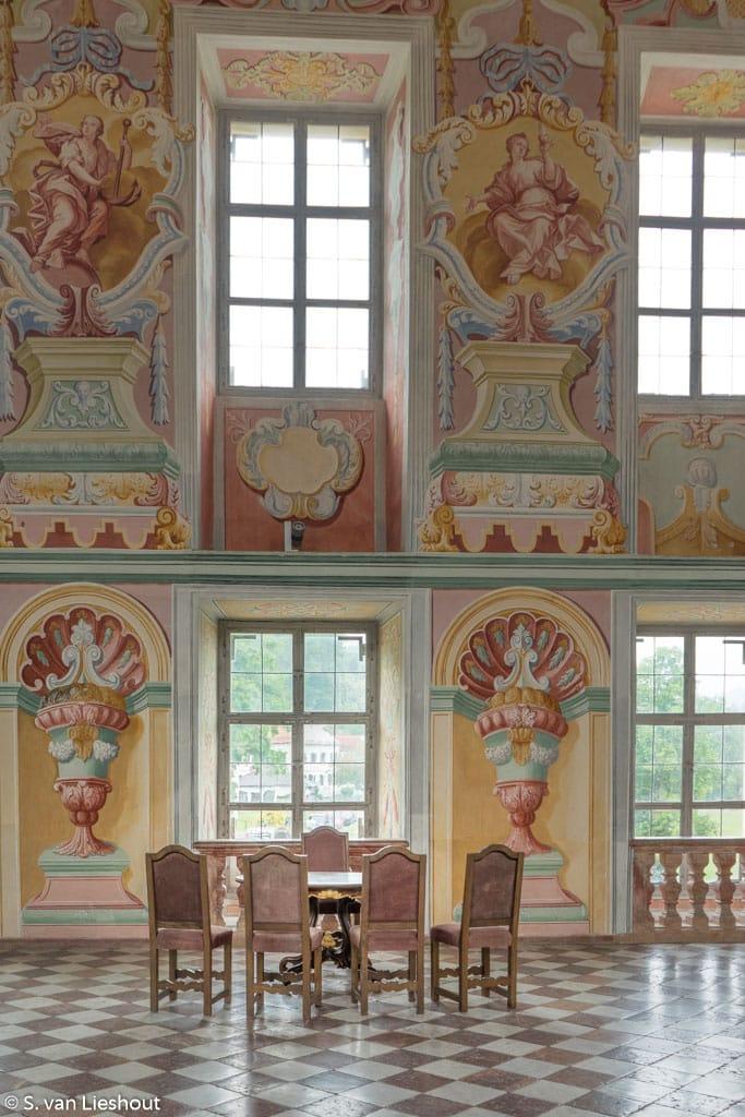 Stift Rein renaissance trouwzaal