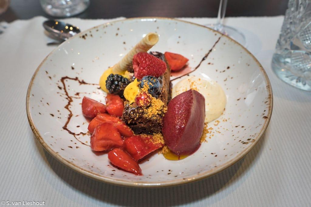 Dessert restaurant Aiola