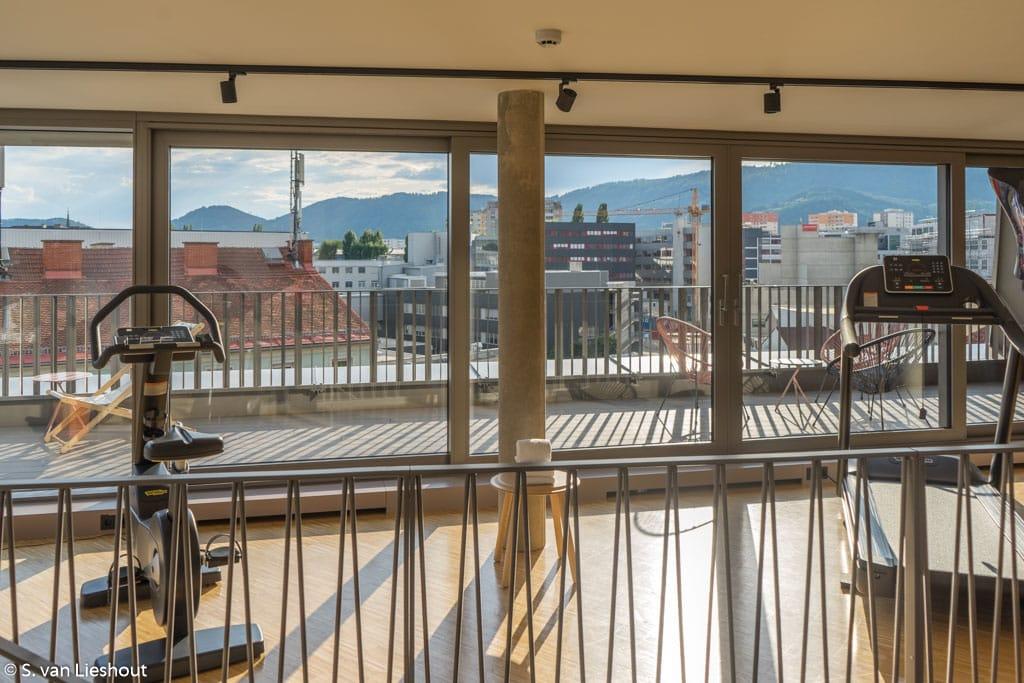 Lend Hotel Graz Gym