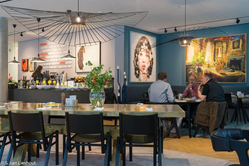 Lend hotel Graz restaurant